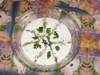 Tarator salad