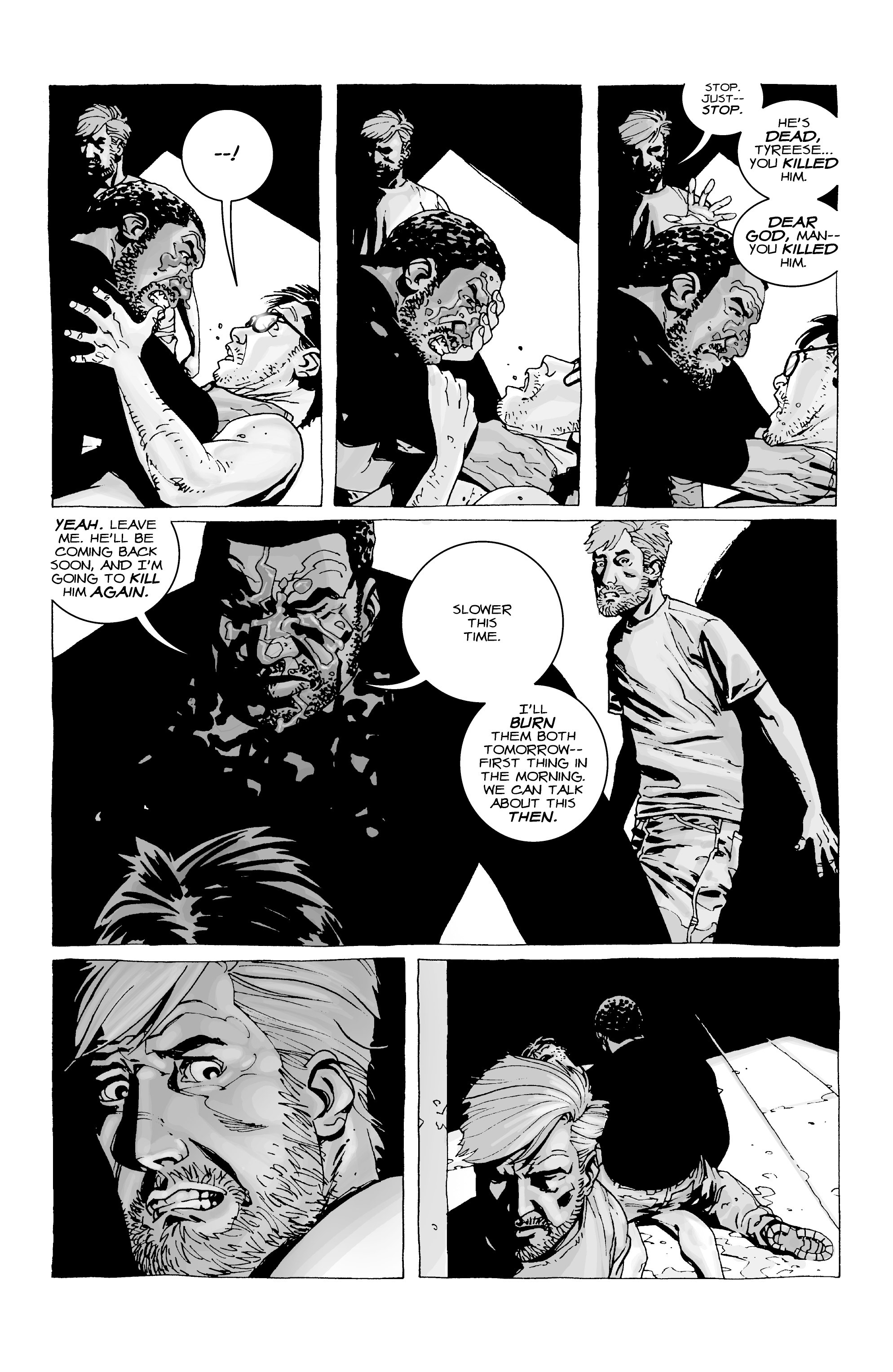 The Walking Dead Issue #15 Page 5