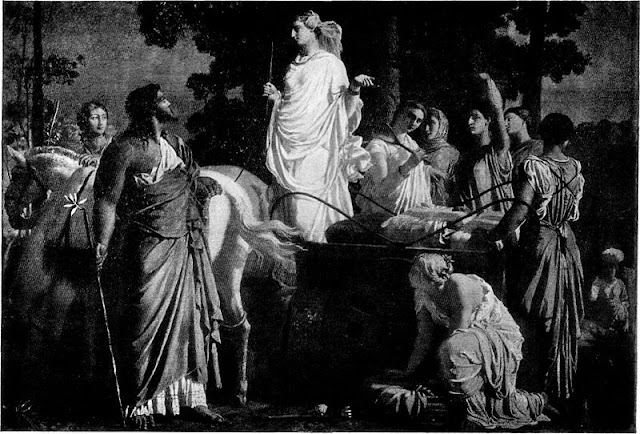 Antigone (Prologue and Parodos)