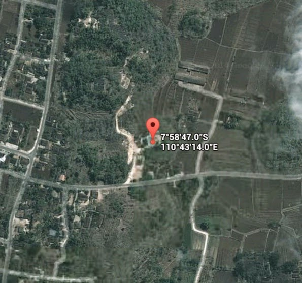Koordinat Lokasi Gunung Kendil_siparjo.com