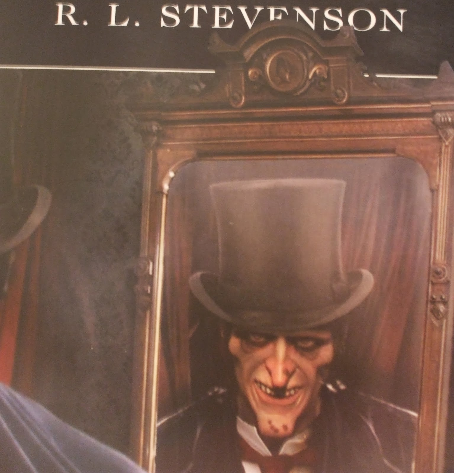 the cover of dr jekyll & mr hyde, wordsworth press edition