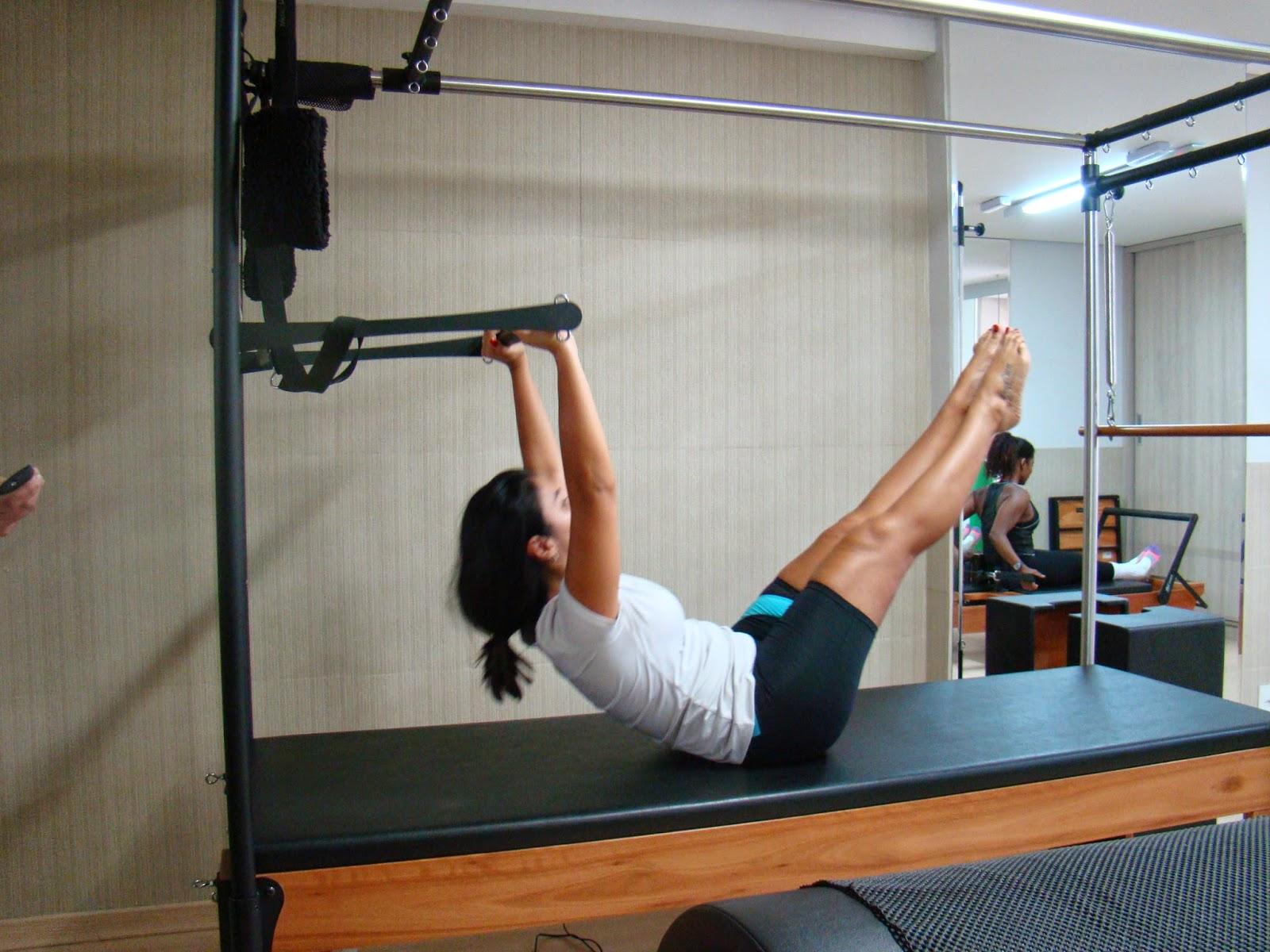 Aprendendo a respirar com o Pilates