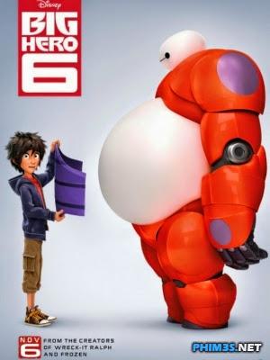 Phim Biệt Đội Big Hero 6