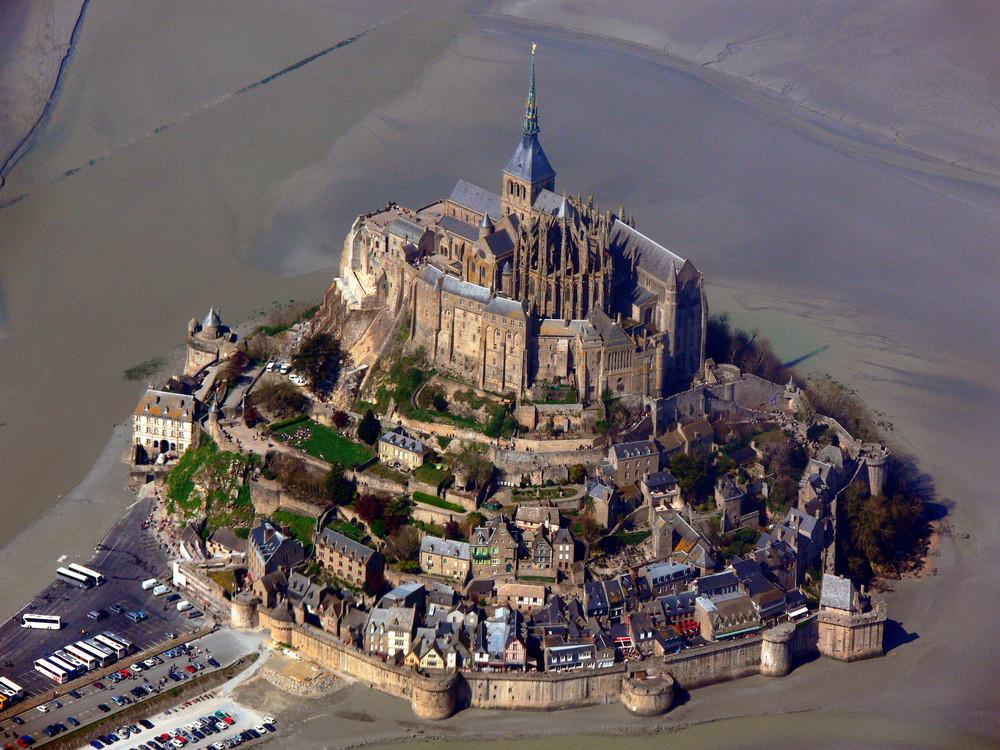Mont Saint-Michel France  city pictures gallery : World Travel Places: Mont Saint Michel France from Paris