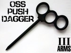 OSS Push Dagger