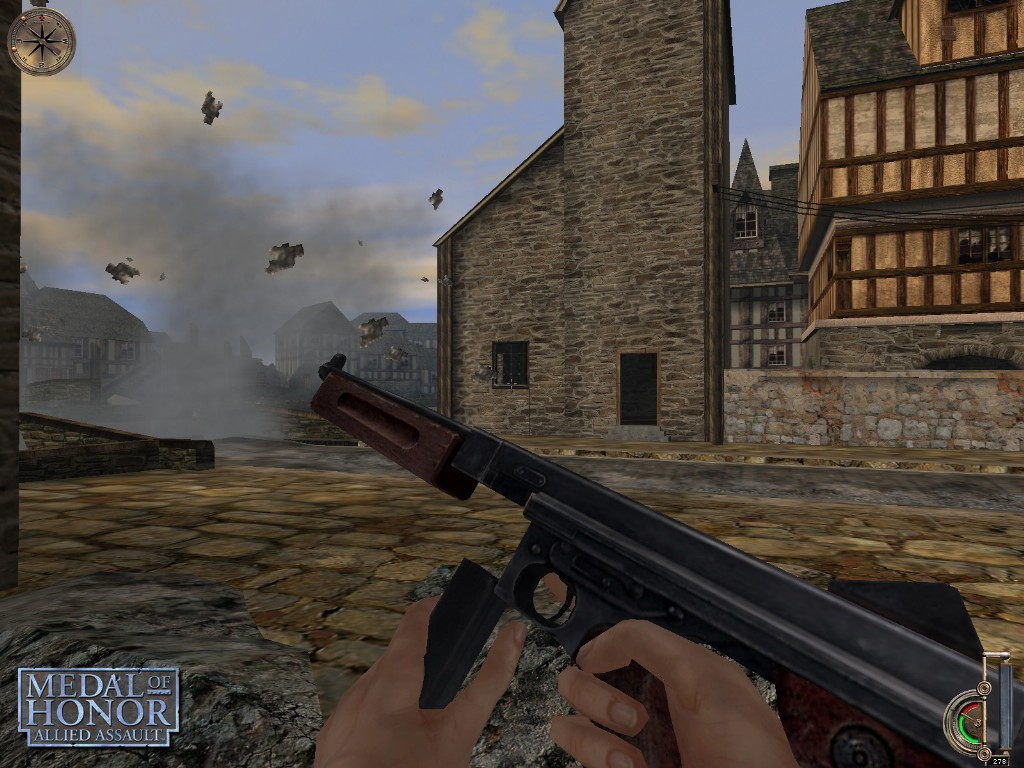 Medal Of Honor Allied Assault Game  Free Download Full Version For Pc