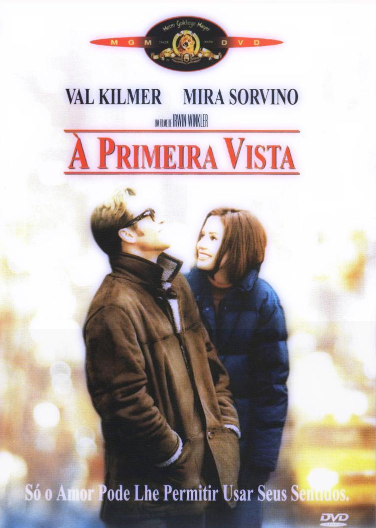 Filme À Primeira Vista Dublado AVI DVDRip