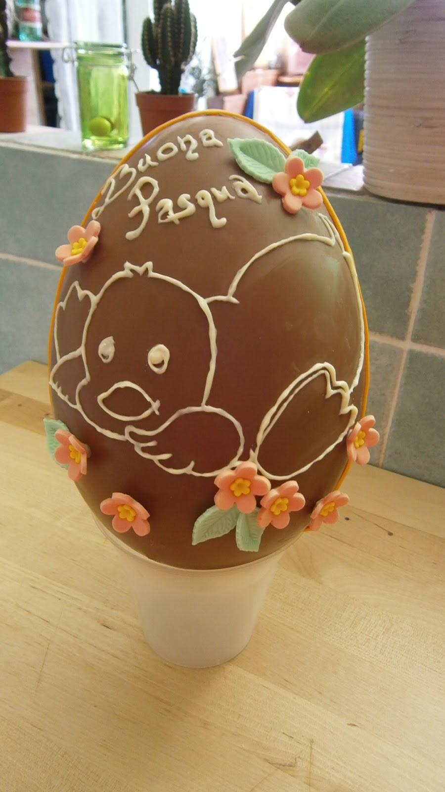 Il dolce mondo di ella uova di pasqua decorate a mano - Uova di pasqua decorati a mano ...