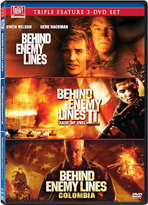 Behind Enemy Lines Coleccion DVD R1 NTSC Latino