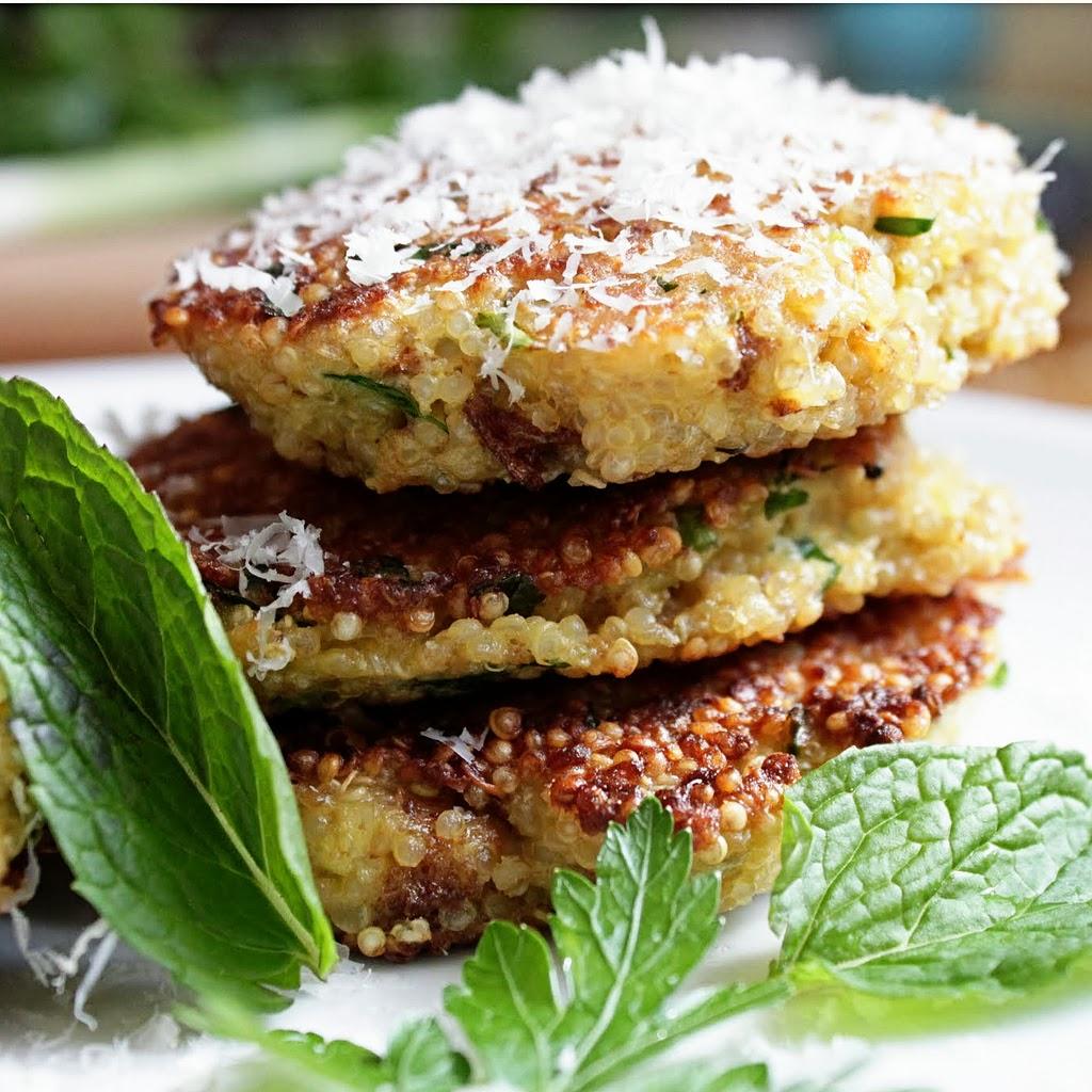 patties little quinoa patties recept yummly little quinoa patties ...