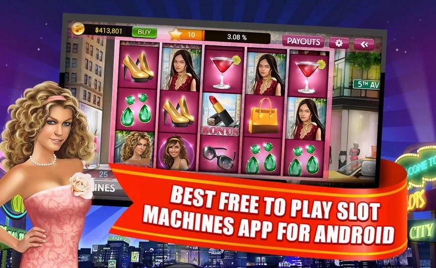 free casino games apps for android