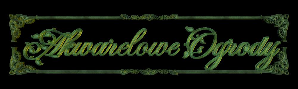 Akwarelowe Ogrody
