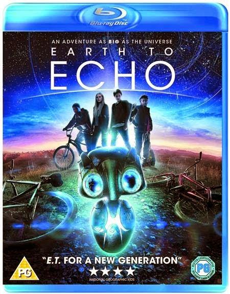 ดู Earth to Echo เอคโค่ เพื่อนจักรกลทะลุจักรวาล