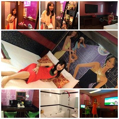 [Busan] Love Motel Accomodation | meheartseoul.blogspot.com