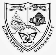 Berhampur University Time Table 2015