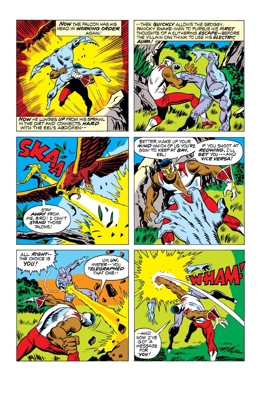 Captain America (1968) Issue #163 #77 - English 20