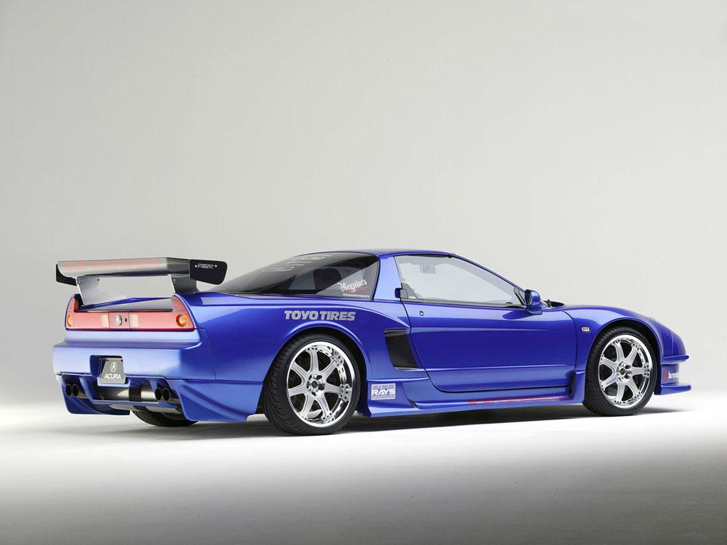The World Sports Cars Acura Nsx