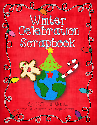 http://www.teacherspayteachers.com/Product/Winter-Celebration-Scrapbook-996595