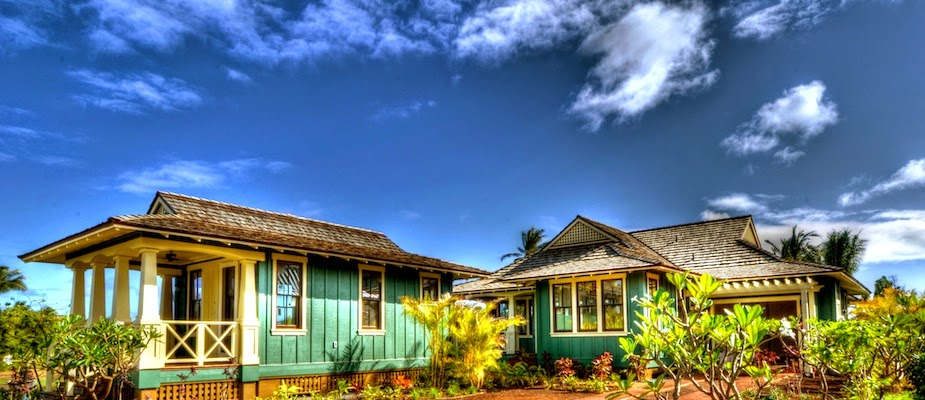 Hawaiian Bungalow Design