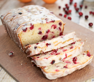 Orange-Cranberry Yogurt Loaf Recipe