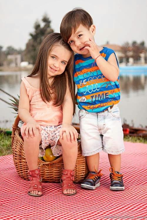 zapatos infantiles verano 2014