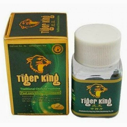 Tiger King Herbal Sex Pill in Pakistan
