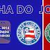 Ficha do jogo: Bahia 0x0 Coritiba - Campeonato Brasileiro 2014