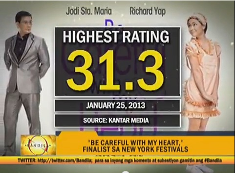 The following are news and videos from Bandila February 4 2013