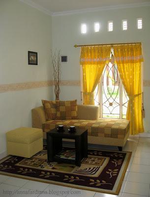 memilih perabot dengan benar ruangan ini bisa digunakan secara optimal