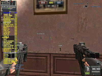Cheat Point Blank Garena ID Terbaru 28 Juli 2015 Auto HS, Full Hack