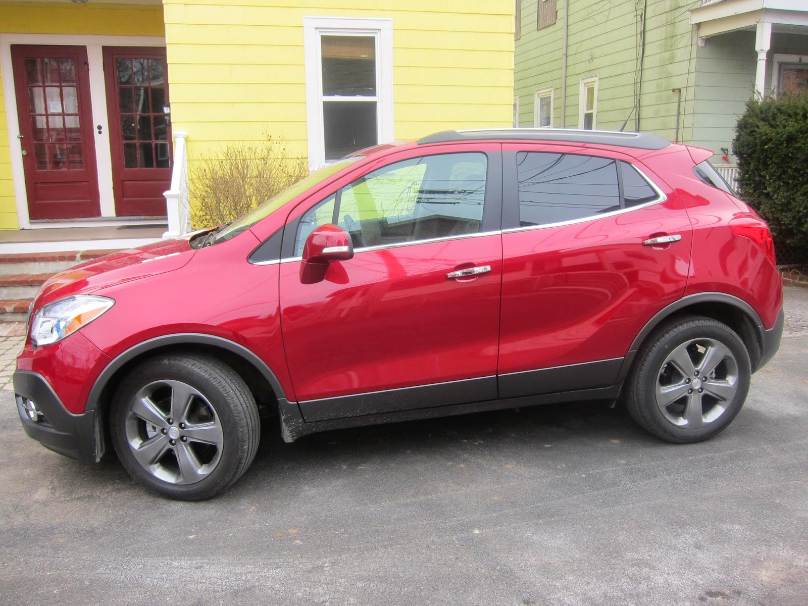 GM Buick Encore | The Economical Eater