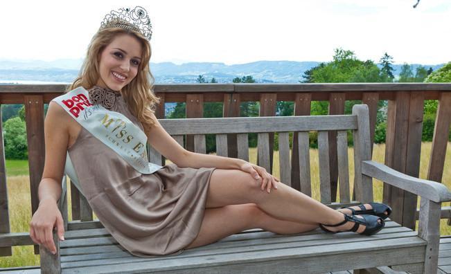 Miss Earth Schweiz 2011,IrinaGiorgi