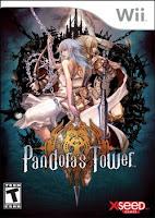 pandoras tower box art Joystiq Review   Pandoras Tower