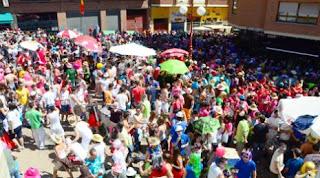 Viernes de toros en las fiestas de San Juan en Soria