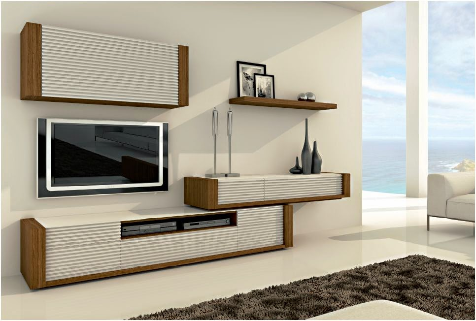 Celeiro do m vel estantes para tv contempor neas for Estantes modernos