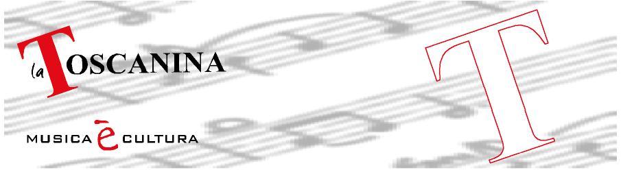 Toscanina Musica e Cultura