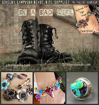 Cassie's Website Glassbeadle.com