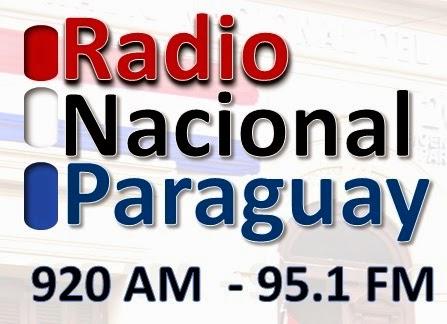 Logo de Radio Nacional del Paraguay
