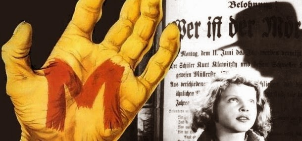 M, el vampiro de Düsseldorf, película