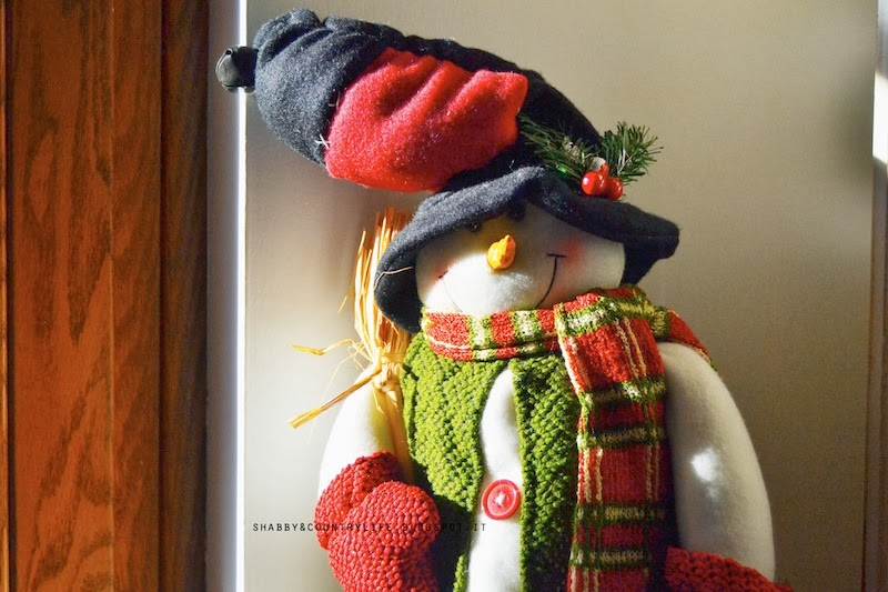 Frosty the Snowman [ cartoline di natale ]-shabby&countrylife.blogspot.it