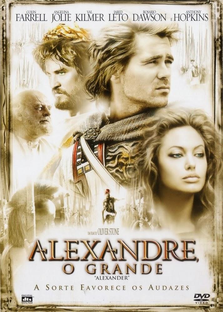 Alexandre: O Grande – Dublado (2004)