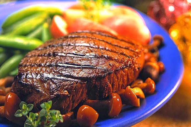 Easy Beef Steak Recipe, Black Pepper Sauce
