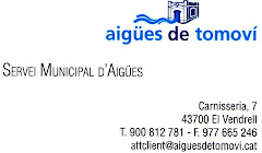 AIGÜES  VENDRELL