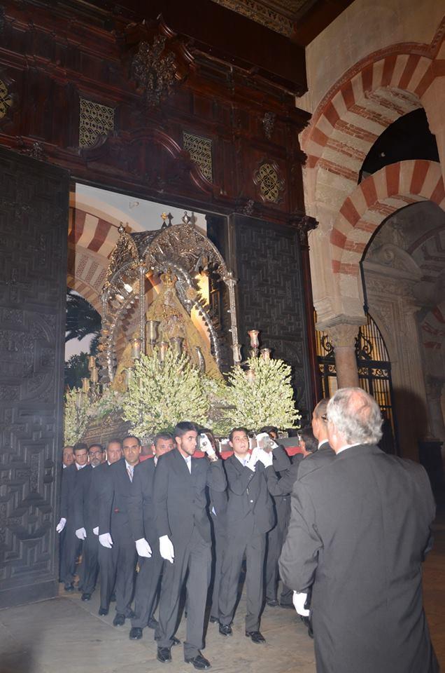 """Magna """"Regina Mater"""" de Córdoba"""