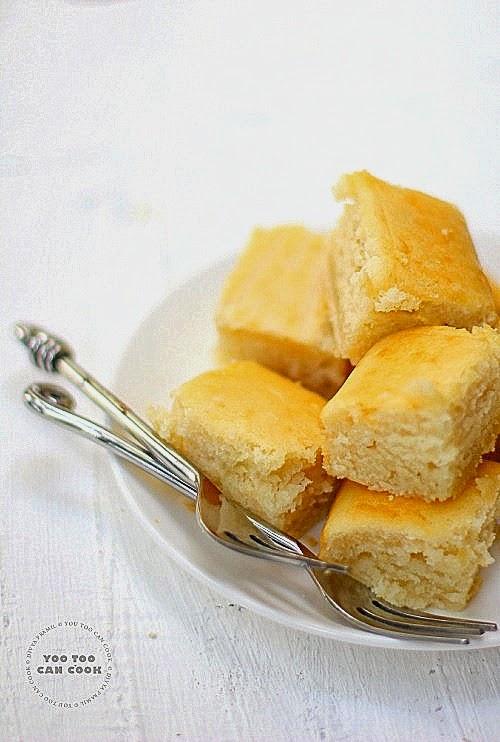Vinegar sponge cake recipe