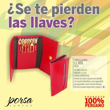 PORSA CUEROS EIRL