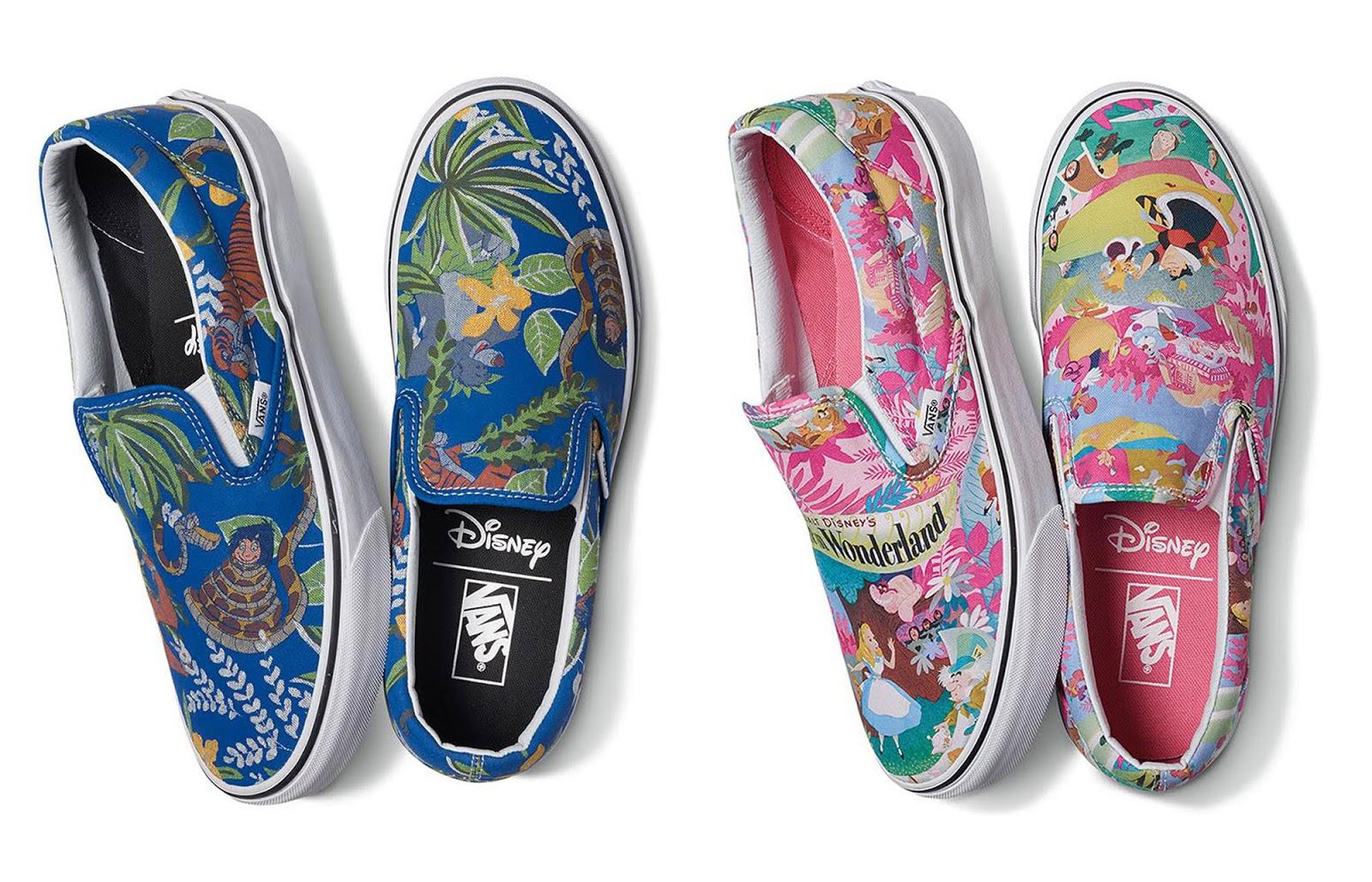 Eniwhere Fashion - Vans for Disney