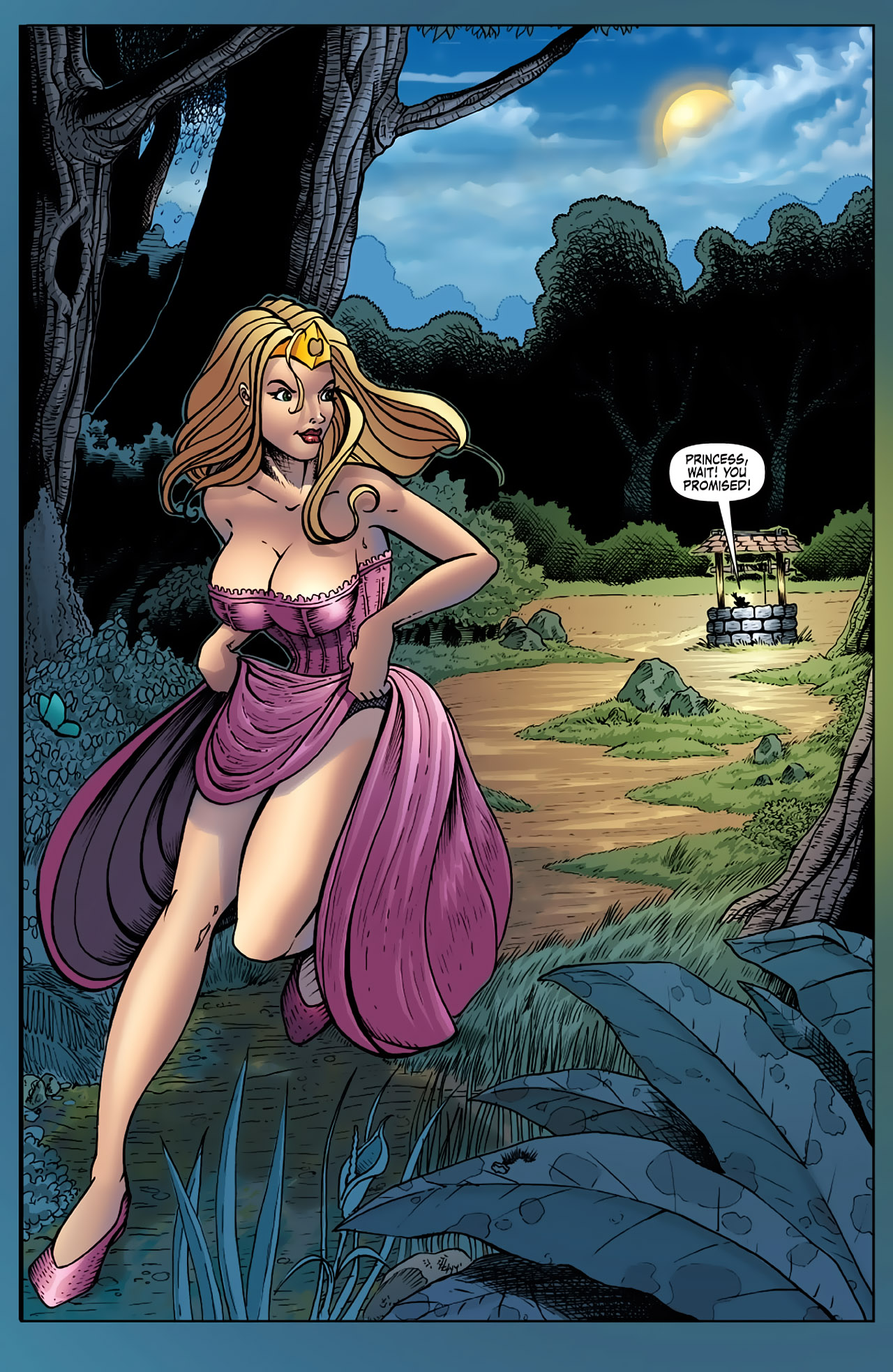 Grimm Fairy Tales (2005) Issue #10 #13 - English 10