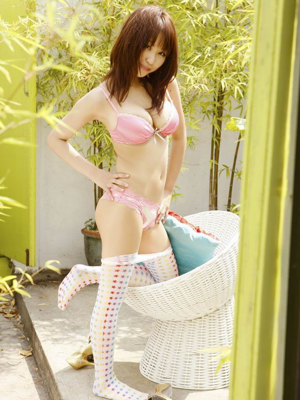 Mai Nishida Cứng người ngắm em sexy