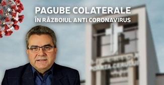 Nelu Filip 🔴 Pagube colaterale în războiul anticoronavirus